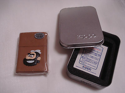 Brutus Limited Edition Leather Zippo Lighter Popeye KFS
