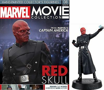 Marvel Movie Collection Red Skull #R9