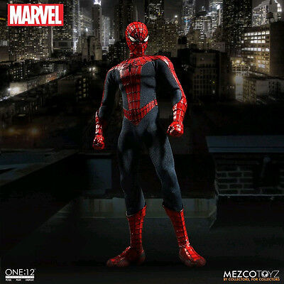 NEW MEZCO Spider-Man - One:12 Collective Action Figure PRE-ORDER