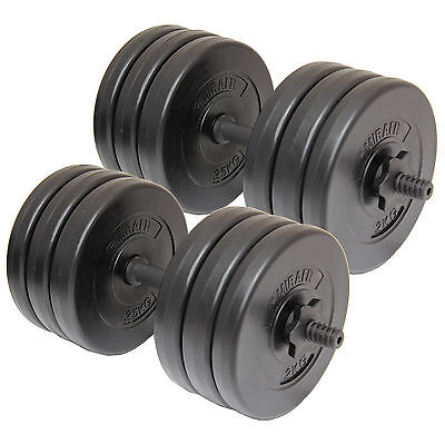 MIRAFIT Dumbbells Weights Set Gym Free Weight Lifting Training Dumbell/Dumbbell