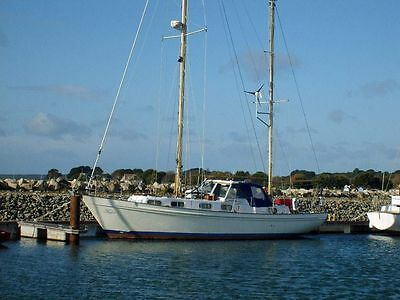 Ocean Sailing Yacht 40' Ketch Long Keel (Price Reduced Offers Considered)