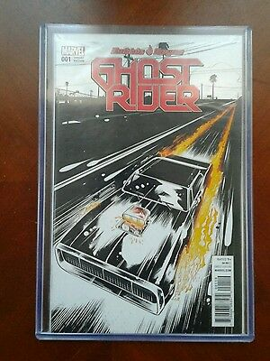 Robbie Reyes Ghost Rider #1 Rare Variant Marvel 1 Per Store! Agents of Shield!