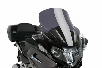 Cúpula Touring Puig BMW R1200RT (2014-2016) Color Ahumado Oscuro