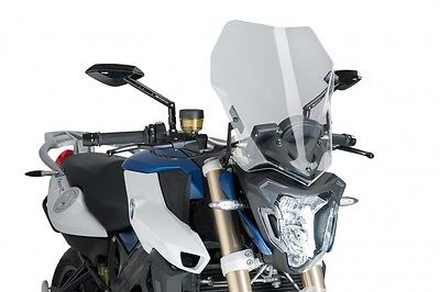 Cúpula Naked Touring BMW F800R (2015 - ) Puig Color Transparente