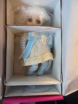 "SALE  Marie Osmond Vinyl 13"" Articulated Doll ""Adora Belle-Lottie Love"" NIB LE"