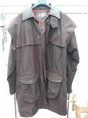 Hunter-Outdoor Cumbrian Deluxe Jacket XXL Antique Brown RRP £175
