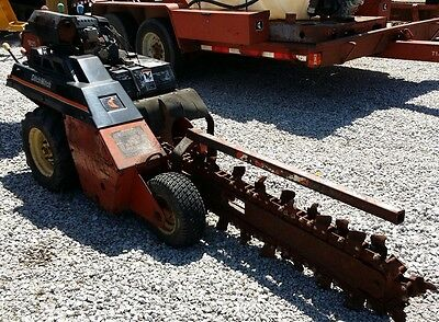 1999 Ditch Witch 1820H 1820 Walk Behind Trencher