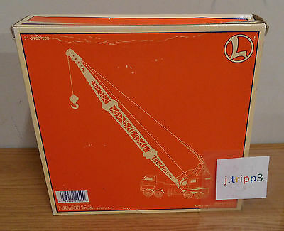 Lionel #12900 Orange Construction Crane Assembly Kit O Gauge Train Accessory Usa
