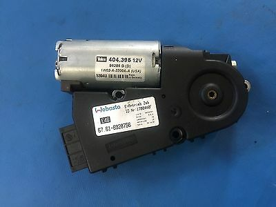 Mini One/Cooper/S Panoramic Sunroof Motor (Part Number: 67616928756) R50/R53