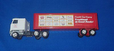 Vintage metal Campbell Soup truck advertising/promotional