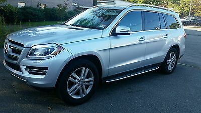 2013 Mercedes-Benz GL-Class 4MATIC Mercedes-Benz GL450