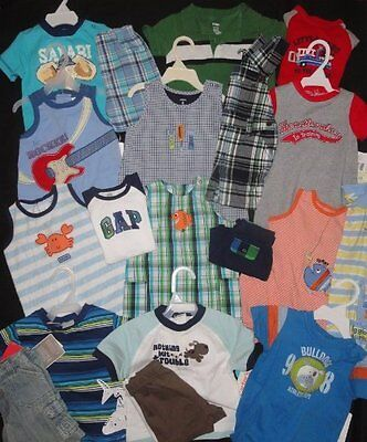 Baby Boys Clothing Lot 3-6 Months 3/6m Outfits Sets NEW NWT EUC Gymboree Carters