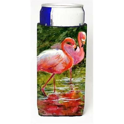 Bird Flamingo Michelob Ultra bottle sleeves For Slim Cans 12 oz.