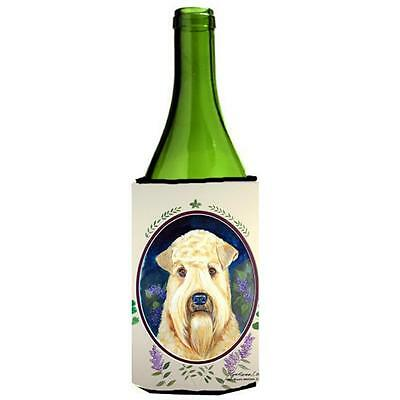 Carolines Treasures Wheaten Terrier Soft Coated Wine bottle sleeve Hugger