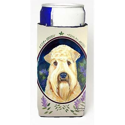 Wheaten Terrier Soft Coated Michelob Ultra bottle sleeves For Slim Cans