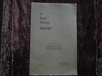 Book on Bretby