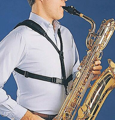 Neotech Soft Harness For Saxophone With Swivel Hook - Various Sizes Available