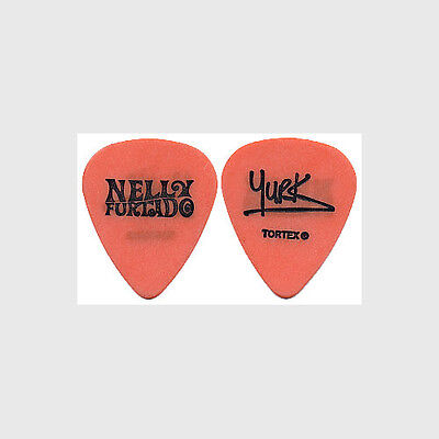 Nelly Furtado Yurko Mychaluk authentic 2006 tour Guitar Pick