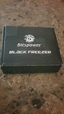 Bitspower HDD Acetal Liquid Cooling Block - Silver Top (Acrylic) HDS350AC-SL