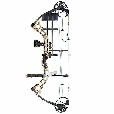 NEW@ 2016 Diamond by Bowtech Infinite Edge Pro Compound Bow w/ Boondocks Package