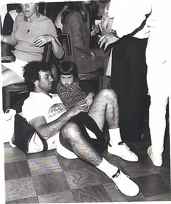 James Stacy Lancer 1973 Cosby Celeb Tennis Tournament Gay