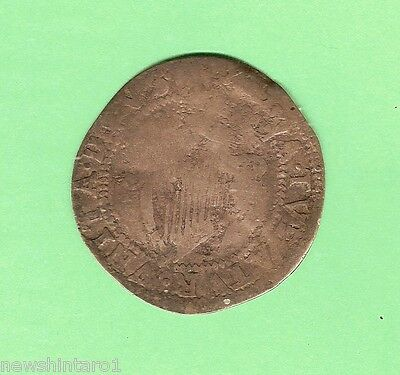 #C17. 1603-1604 James 1 Irish Sixpence, Ireland