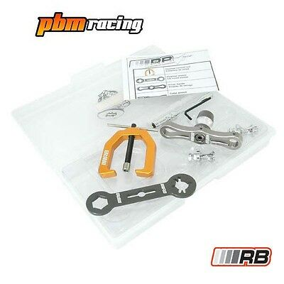 MEGA SALE RB Complete Professional RC Clutch Tool Set With Case RB-02009-009