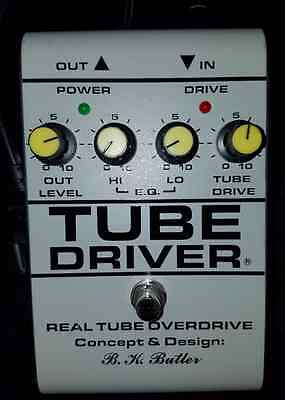 BK Butler Tube Driver - 5 Knob model - includes Bias control