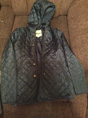 Lightweight Quilted Jacket. Age 14/15