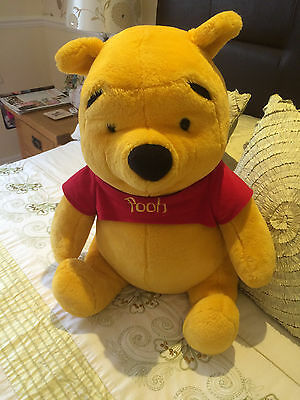 Large winnie the pooh bear 20in tall