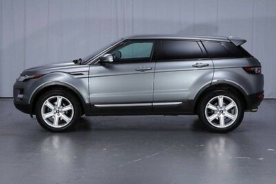 2013 Land Rover Range Rover Pure Sport Utility 4-Door $47,540 MSRP AWD Pure Plus Model Climate Pkg NAVI HD Audio PANO 1-Owner Warranty