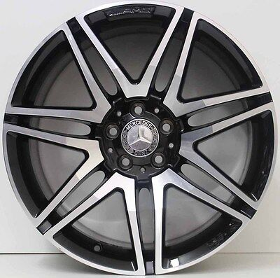 19 inch Genuine Mercedes Benz AMG E CLASS COUPE/SEDAN 2015 MODEL ALLOY WHEELS