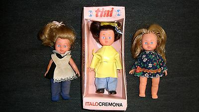 Italocremona Tini Lot Dolls