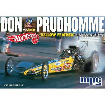 NEW MPC 1/25 Don  Snake  Prudhomme 1972 Dragster MPC844/12