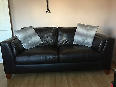 leather sofas 3 + 2 Seater