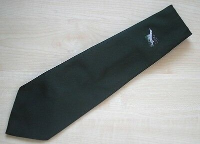 Concorde Neck Tie in Green FREE P&P UK Only