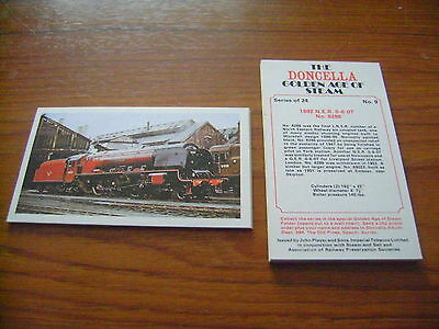 Doncella Golden Age Of Steam Full Set By John Player & Sons