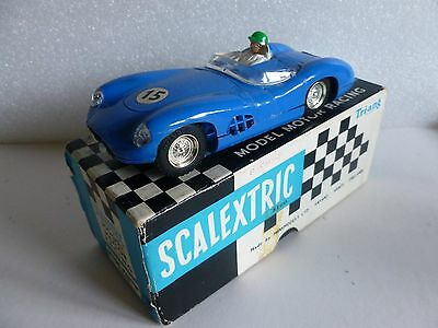 Scalextric Aston Martin MM/C.57 (1962/3) boxed