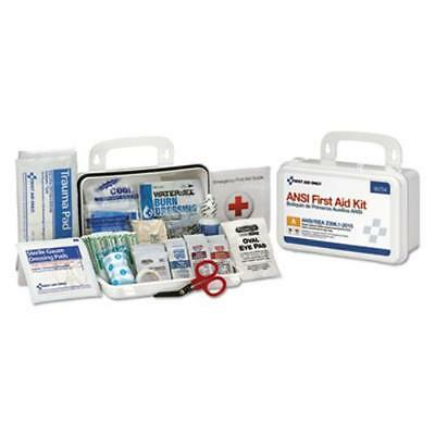 First Aid Only Inc 90754 Ansi Class A 10 Person First Aid Kit, 71 Pieces