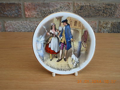 """The Cries of London """"Who'll Buy My Lavender?"""" Trinket Dish Pin Tray Plate 4.5"""""""