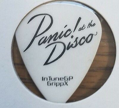 PANIC AT THE DISCO KENNETH HARRIS Guitar Pick