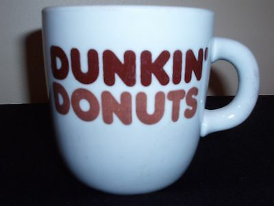 Dunkin' Donuts Vintage 1970's Coffee Mug by Mayer China in Beaver Falls, PA