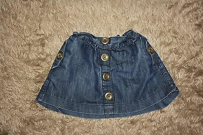 NEXT Girl's Denim Skirt Age: 2-3 Years