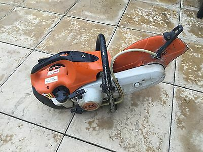 Stihl Ts410 Petrol Disc Cutter  / Saw