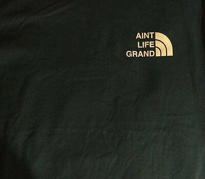 widespread panic aint life grand t shirt large