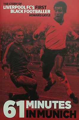 Howard Gayle`s 61 minutes in Munich SIGNED.