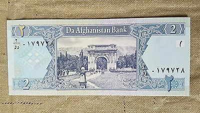 Afghanistan Banknotes Lot P65a (31 Notes) UNC