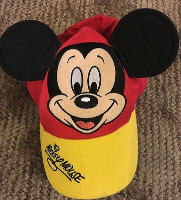 Mickey Mouse Ears Hat - Toddler