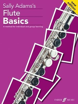 Sally Adams: Flute Basics (Pupil's Book). Available with and without CD