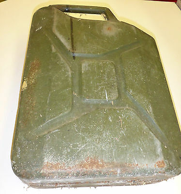 Jerry Can original condition 1966